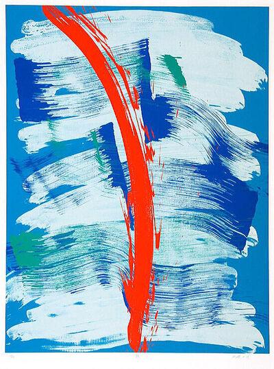 Kazuo Shiraga, 'SHUN', 1990