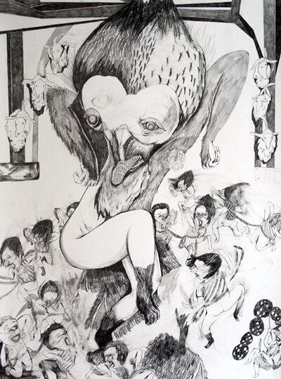 Chiaki Kamikawa, 'Dance of Rapture', 2009