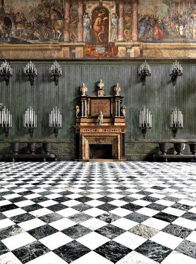 Massimo Listri, 'Palazzo Reale, Torino, Italy', 2012