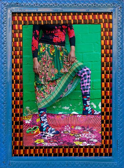 Hassan Hajjaj, 'WAMUHU LEGS', 2014