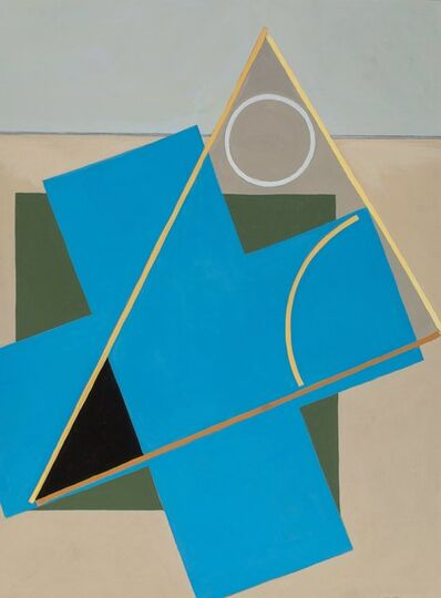 Eduard Steinberg, 'Composition July 1993', 1993