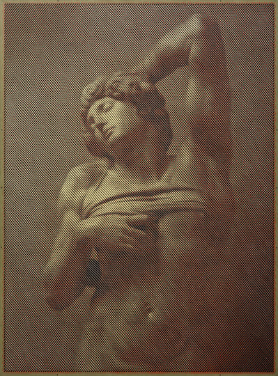 Egor Ostrov, 'The Slave (after Michelangelo Buonarotti)', 2017