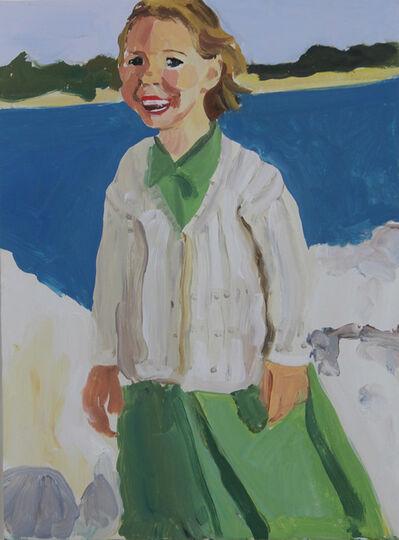 Chantal Joffe, 'Holiday', ca. 1995