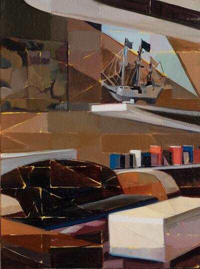 Hiroshi Sato, 'Silver Ship', 2016