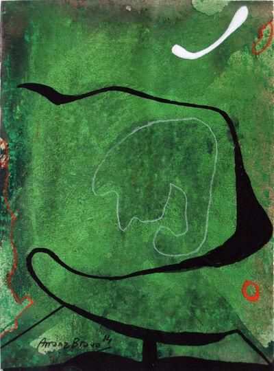 Eduardo Arranz-Bravo, 'Green-Green 5', 2014