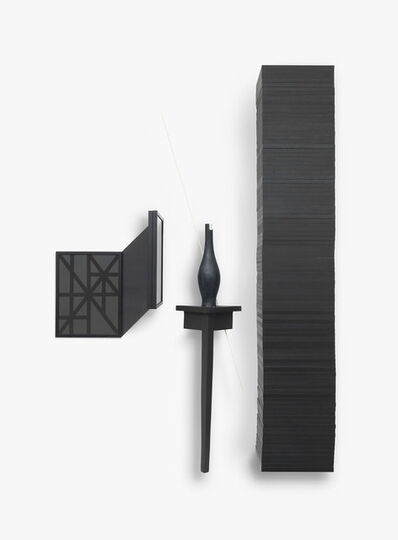 Matthias Bitzer, 'Untitled (black)', 2014