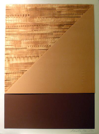 Arnaldo Pomodoro, 'Folded Page', 1974