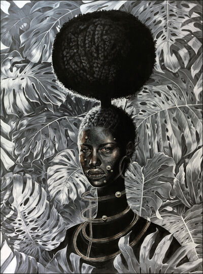 Serge Gay Jr., 'Pearl from the Night Sky', 2018