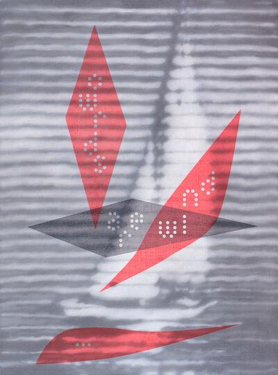 Raúl Cordero, 'Untitled (Words are wind...)', 2016