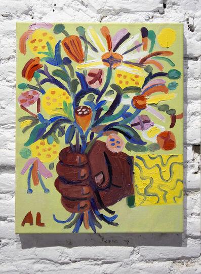 Andrés Lozano, 'Flower Power #3', 2021