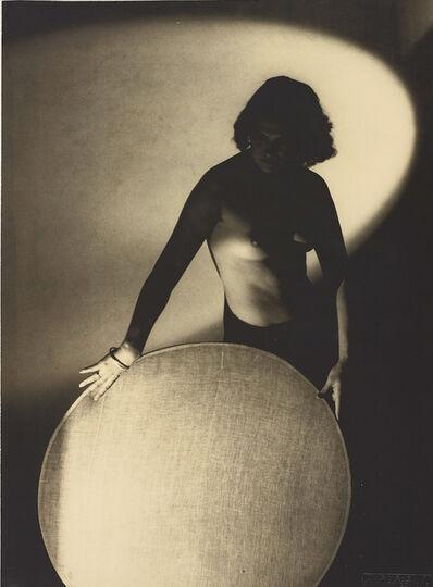 Frantisek Drtikol, 'Nude Study', 1927