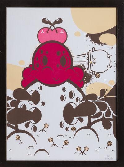 Buff Monster, 'Cherry on Top', 2007