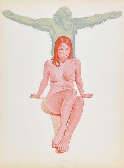 Mel Ramos, 'Chimpanzee', 1971