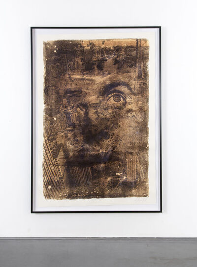 Vhils, 'Desintigrative Series #01', 2018