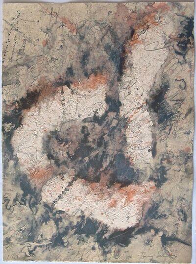 Baruj Salinas, 'Vertebrated Koh, Inverted', 1984