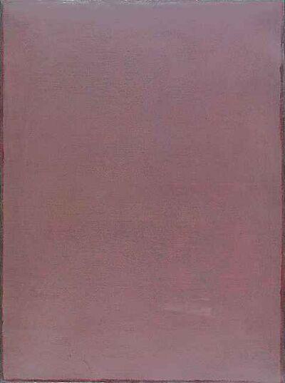 Vincenzo Cecchini, 'Polvere del colore. Schermo n.35', 2015