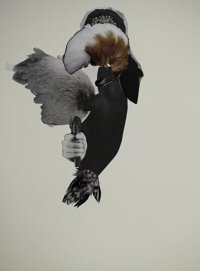 Marcia Kure, 'X', 2017