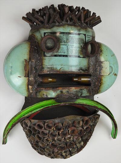 Gonçalo Mabunda, 'Untitled (Mask)', ca. 2019