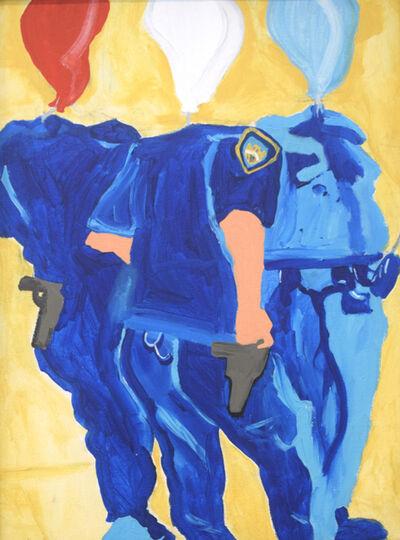 Susan Spangenberg, 'Airheads', 2015