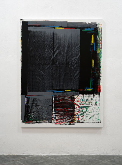 Sergio Barrera, 'Rhizomes (leakage) #37', 2020