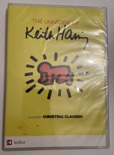 Keith Haring, 'The Universe of Keith Haring, A 90 minute film on DVD', 2008
