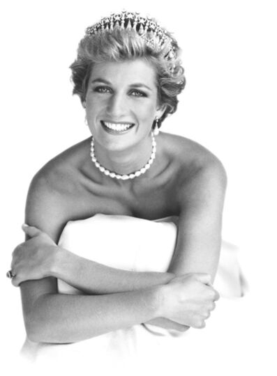 Patrick Demarchelier, 'Princess Diana, London', 1990