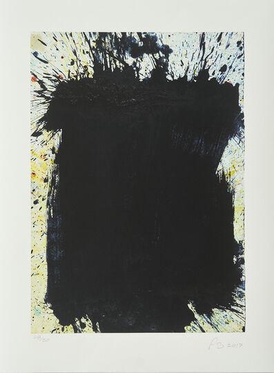 Pat Steir, 'Untitled', 2016