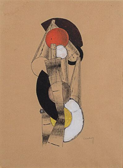 Joseph Csaky, 'Imbrication de cônes', 1920