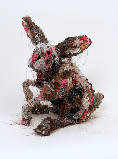 Robb Putnam, 'Silverweed (Rabbit #4)', 2019