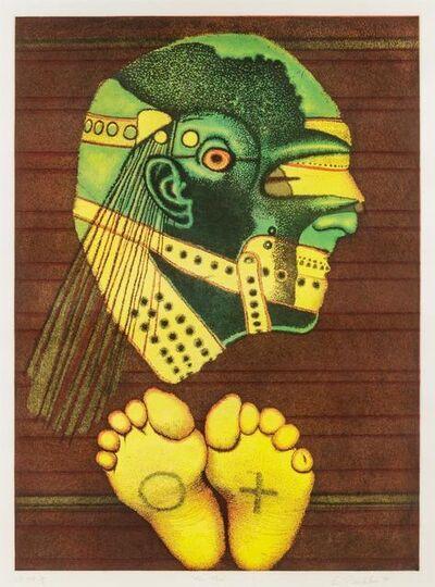 Ed Paschke, 'Tin Tan', 1994