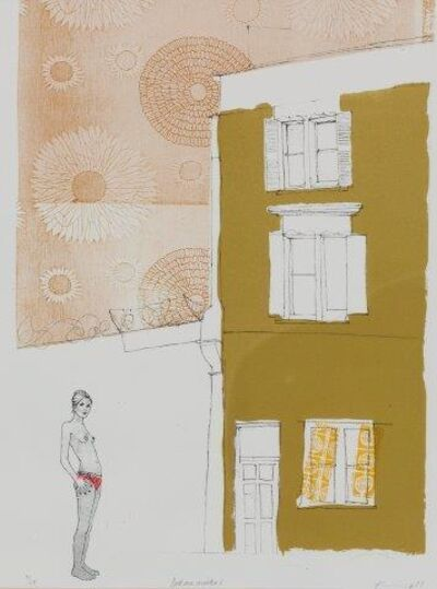 Natasha Law, 'Bed Me Mister 2', 2008