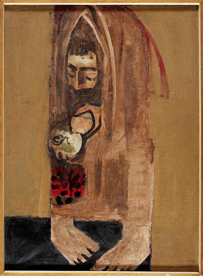 Bedri Rahmi Eyüboğlu, 'Peasant mother', 1972