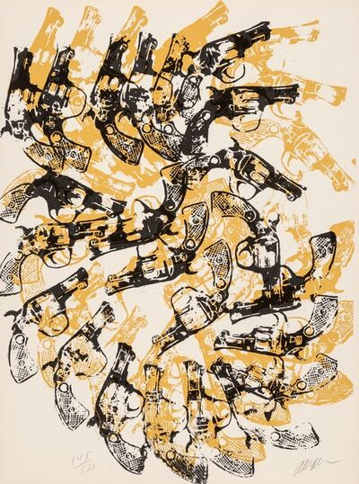 Arman, 'Yang and Bang', 1979