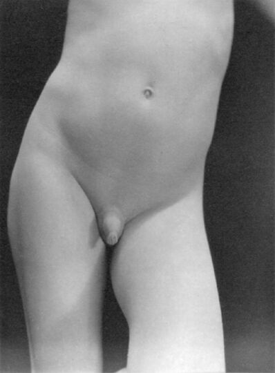 Edward Weston, 'Nude of Neil', 1925-printed 1977 by George Tice