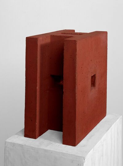 César Paternosto, 'Sculpture in Search of the Axis Mundi ', 1993