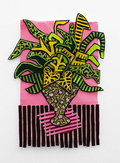Jody Paulsen, 'Stripey Pink Arrangement ', 2020