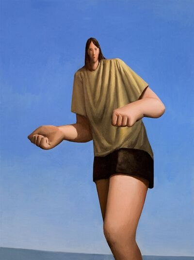 Tony Toscani, 'Frightened Giant', 2019