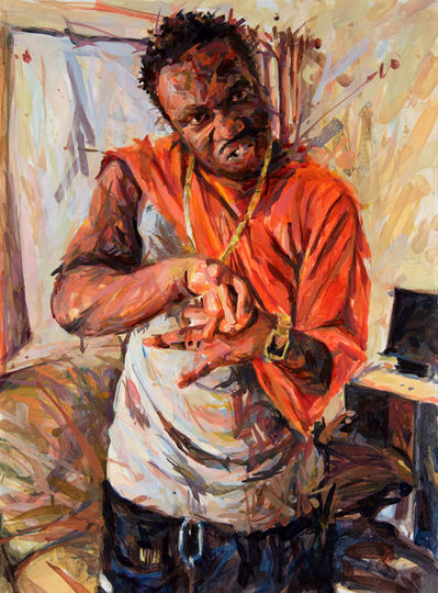 Michael Vasquez, 'A New Way To Throw It', 2010