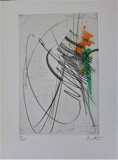 Jean Miotte, 'Composition', 1996