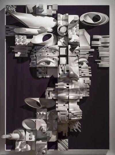 Gil Bruvel, 'Cubist #9'