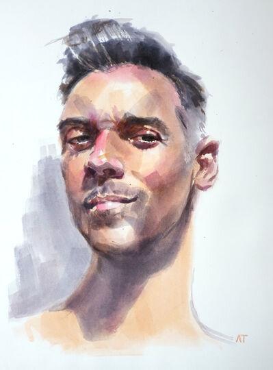 Alessandro Tomassetti, 'Selfie 2', 2019
