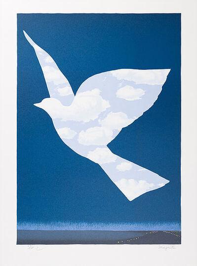 René Magritte, 'L'Oiseau de Ciel', 2010