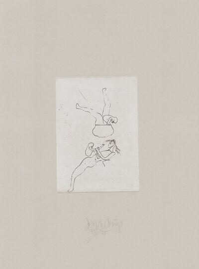 Joseph Beuys, 'Zirkulationszeit: Topfspiel', 1980-1990
