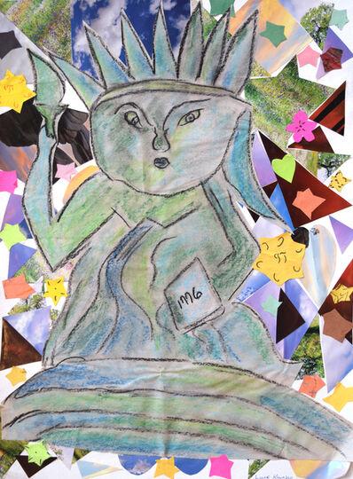 Louise Kavadlo, 'Statue of Liberty/Diversity', 2014