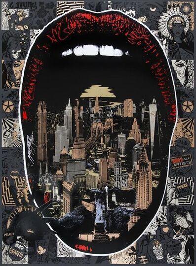 Prefab77, 'Lick NY - Black Plike', 2012
