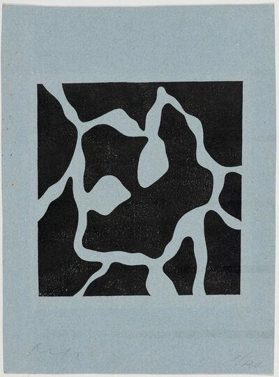 Hans Arp, 'Pflanzen-Ringelreihen', 1951