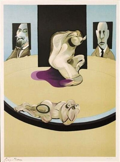 Francis Bacon, 'Study for the Human Body', 1975
