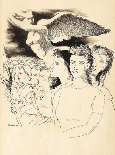 Jules Perahim, 'Romania at work', 1947