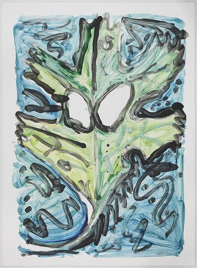 Josh Smith, 'Leaf Print III ', 2009