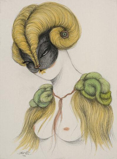 """Miss Van, '""""HAIRS II""""', 2013"""